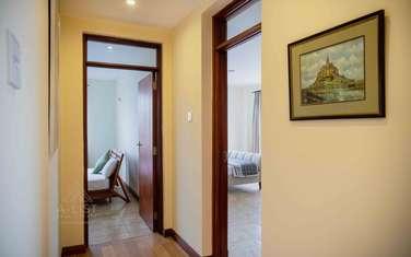 Furnished 3 bedroom apartment for rent in Parklands