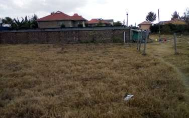 Residential land for sale in Syokimau