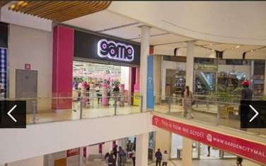 Shop for rent in Thika Road