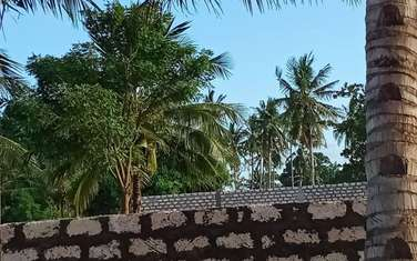 Commercial land for sale in Kikambala