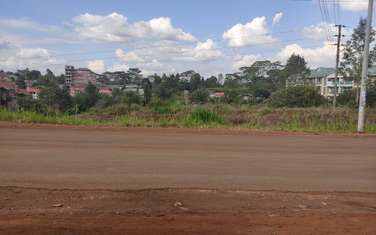 Commercial land for sale in Kabete Area