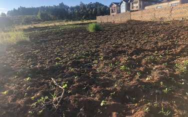 500 m² residential land for sale in Kikuyu Town