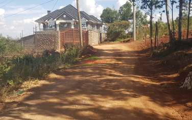 Land for sale in Gikambura