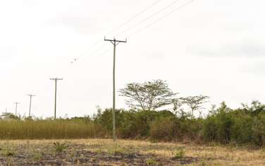 0.5 ac land for sale in Embu East