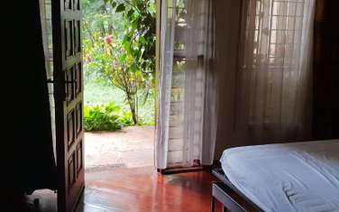 Furnished 1 bedroom apartment for rent in Lower Kabete
