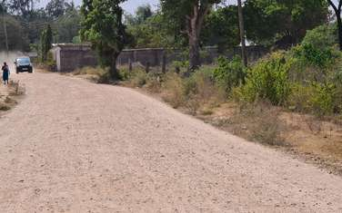 Residential land for sale in Majengo