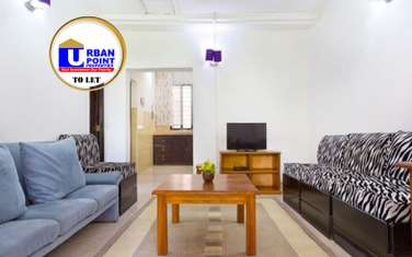 Furnished 1 bedroom house for rent in Nyali Area