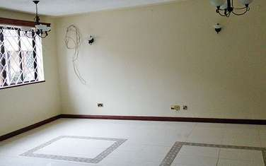 3 bedroom house for rent in Kileleshwa