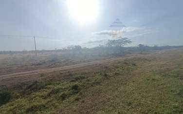Land for sale in Mombasa Road