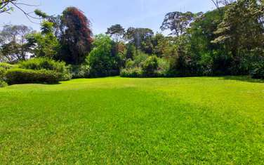 Land for sale in Muthaiga Area