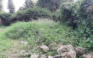 Commercial land for sale in Ngong