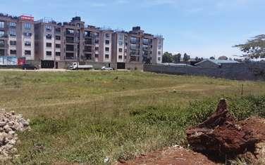 0.5 ac commercial land for sale in Kiambu Road