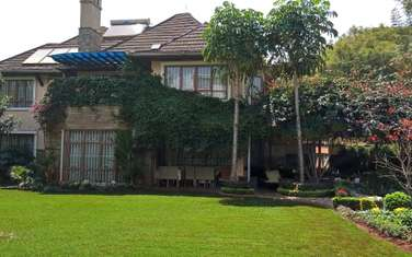 Furnished 4 bedroom villa for rent in Runda