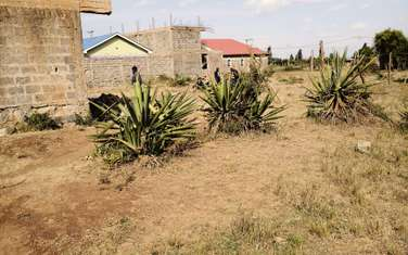 Residential land for sale in Ruiru