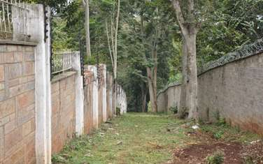 8093 m² land for sale in Old Muthaiga