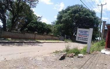 Commercial land for sale in Upper Hill
