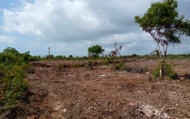 8094 m² land for sale in Malindi Town