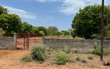 2.2 ac land for sale in Kilifi