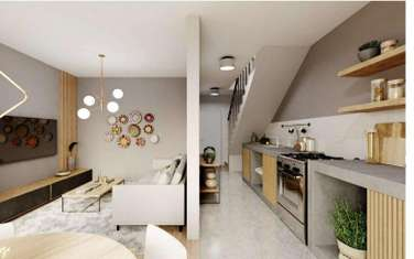 3 bedroom apartment for sale in Pangani