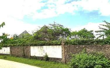 506 m² land for sale in Malindi Town