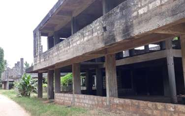 4047 m² commercial property for sale in Mtwapa