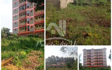 670 m² commercial land for sale in Kinoo