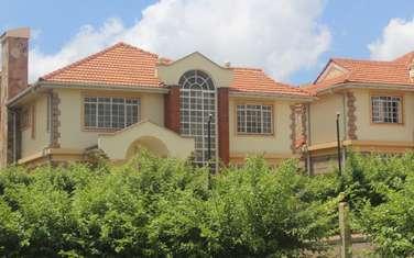 4 bedroom townhouse for sale in Kiambu Road