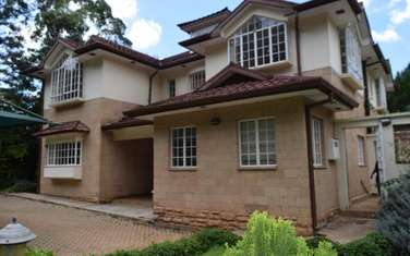 5 bedroom villa for rent in Karen