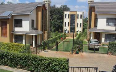 4 bedroom villa for rent in Kiambu Road