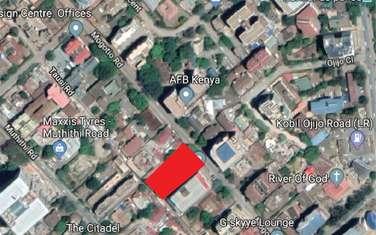 1858 m² land for sale in Parklands