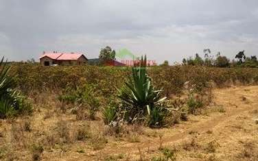500 m² residential land for sale in Gilgil