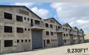 8230 ft² commercial property for rent in Syokimau
