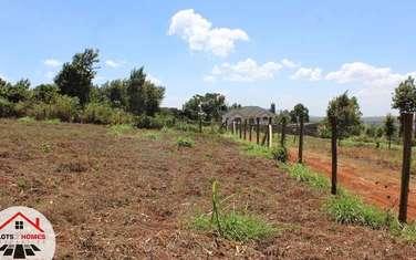 1250 m² residential land for sale in Gikambura