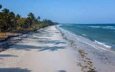 2800 m² land for sale in Diani