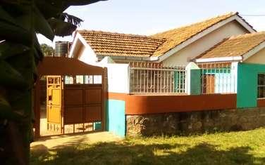 3 bedroom house for rent in Kinoo
