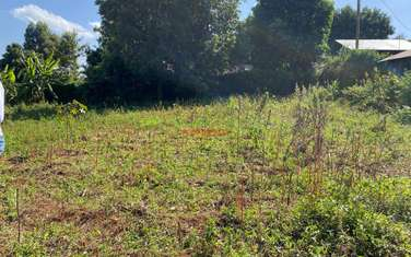 700 m² commercial land for sale in Kikuyu Town