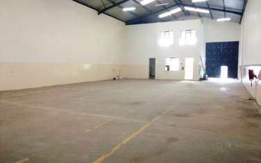 5000 ft² commercial property for rent in Industrial Area