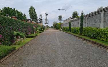 0.5 ac residential land for sale in Kiambu Road