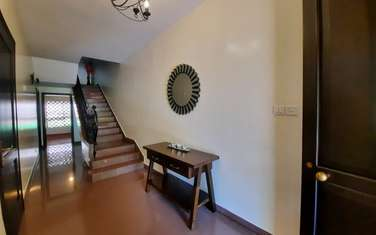 Furnished 3 bedroom townhouse for rent in Brookside
