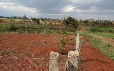 2000 m² residential land for sale in Kamiti