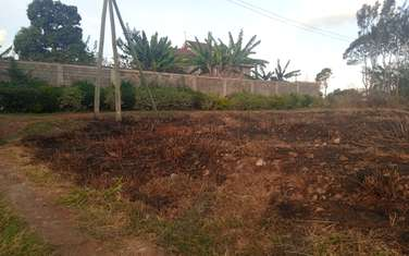 0.25 ac residential land for sale in Thika