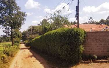 2000 m² residential land for sale in Ngong