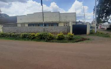 0.25 ac commercial land for sale in Thika