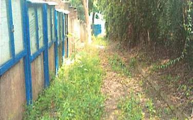 Commercial land for sale in Rhapta Road