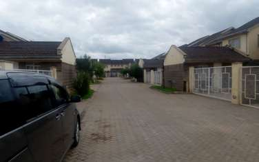 4 bedroom house for rent in Syokimau