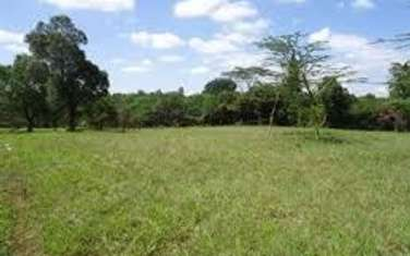 8094m² commercial land for sale in Thika