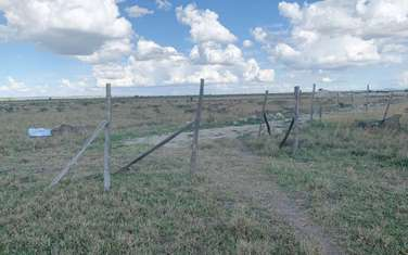 0.5 ac land for sale in Isinya
