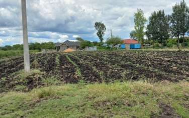 4047 m² residential land for sale in Mwea