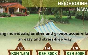 506 m² land for sale in Longonot