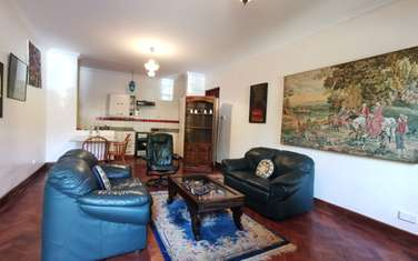 Furnished 1 bedroom house for rent in Old Muthaiga